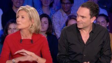 VIDEO – ONPC: Claire Chazal moquée par Yann Moix à cause de sa gentillesse «elle m'a dit »j'aime personne sur ce plateau mais je vais dire du bien de tout le monde