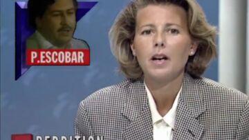 Vidéo – Claire Chazal dans la saison 2 de Narcos
