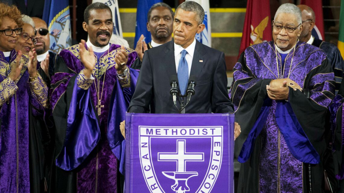 L'incroyable grâce de Barack Obama