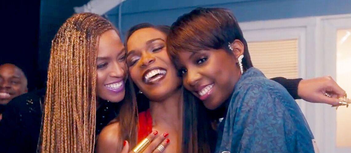 Beyoncé, Kelly Rowland et Michelle Williams unissent à nouveau leurs destins