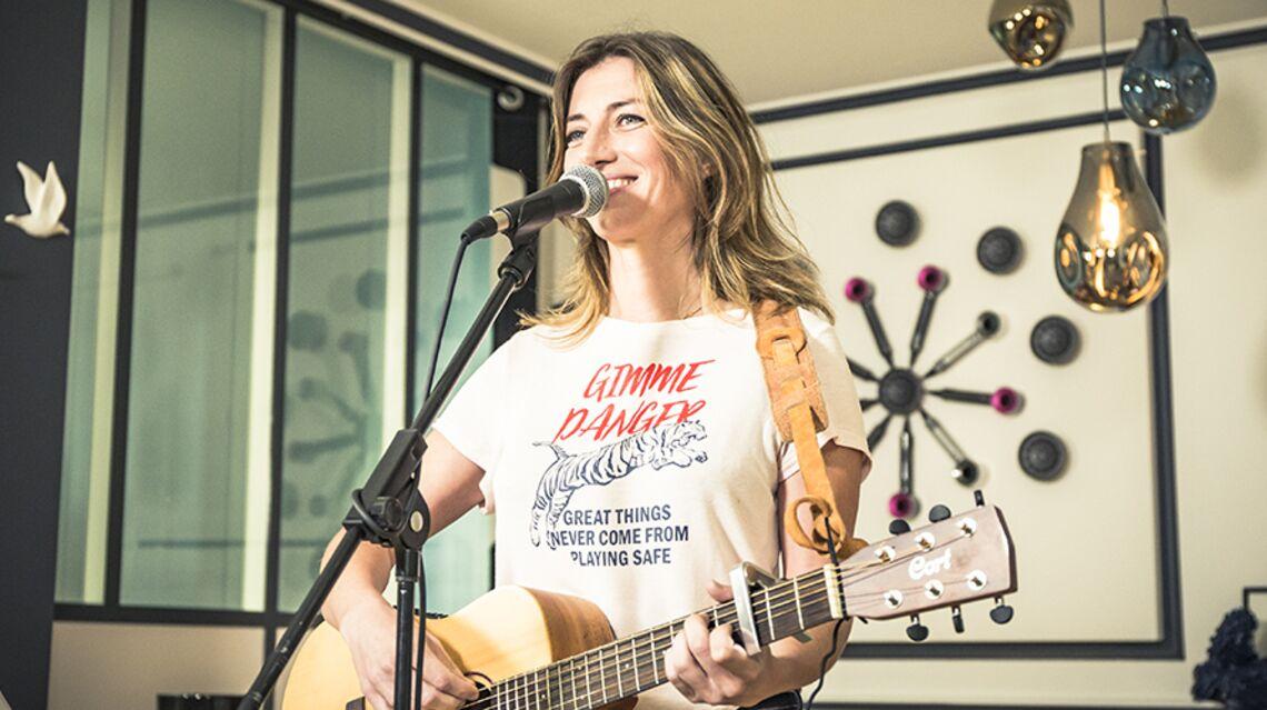 VIDEO- Revivez le live de la chanteuse Anaïs dans l'appart Gala