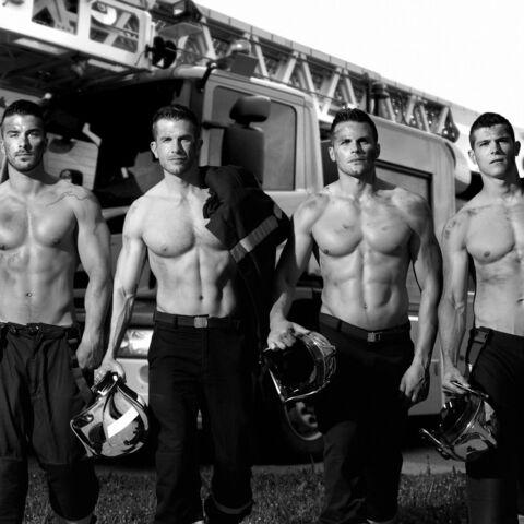 Vidéo: Les pompiers mettent le feu au calendrier