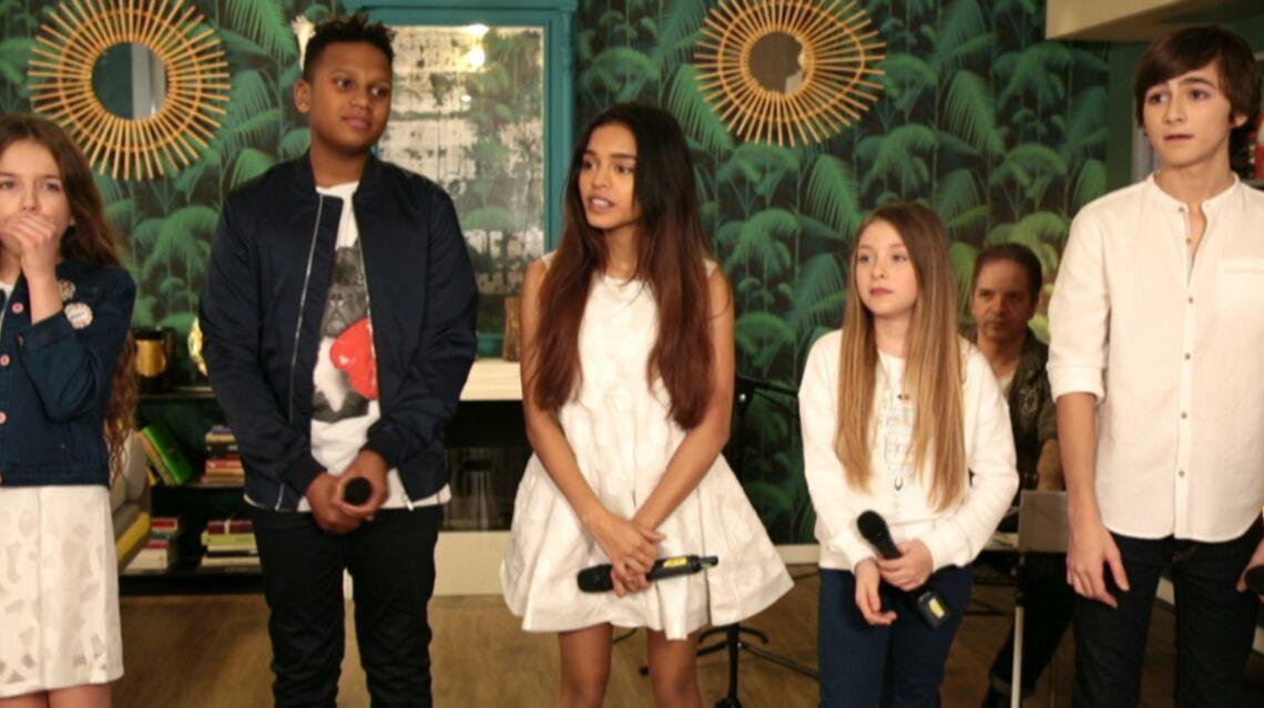 VIDEO- Revivez le live des Kids United dans l'Appart de Gala