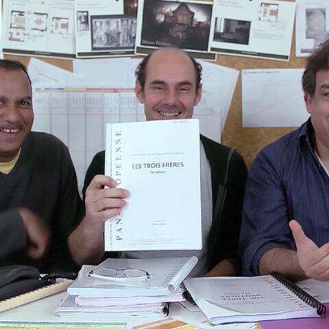 Vidéo: Les Inconnus ont écrit la suite des Trois Frères