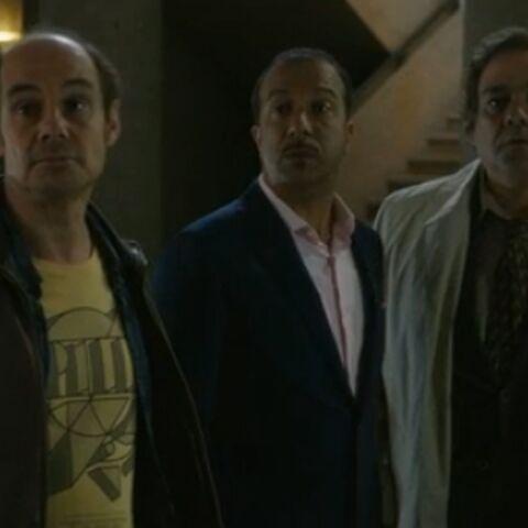 Vidéo- Les Inconnus se retrouvent dans la suite des Trois frères