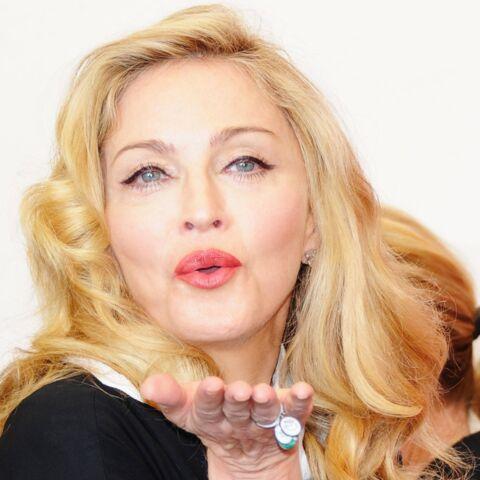 Madonna donne le baiser de la mort à Drake