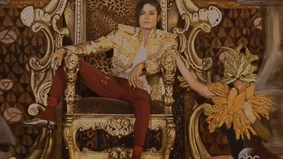 Vidéo – Michael Jackson de retour sur scène aux Billboard Awards