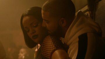 Vidéo- Rihanna a travaillé dur avec Drake