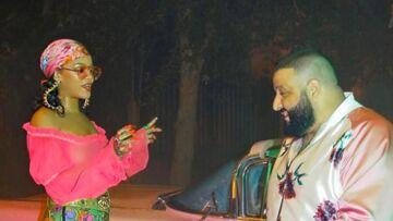 """VIDÉO – Rihanna: ultra sexy, dans une ambiance tropicale, pour son nouveau clip """"Wild Thoughts"""""""