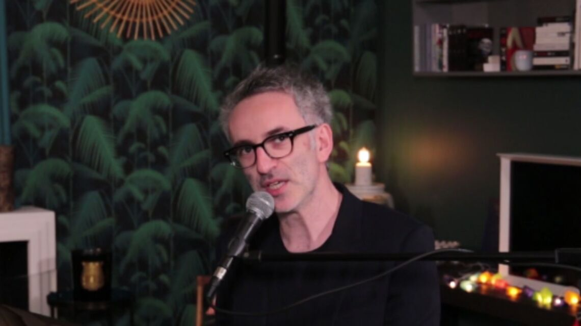 VIDEO GALA – Vincent Delerm chante «Châtenay Malabry» et «Fanny Ardant et moi»