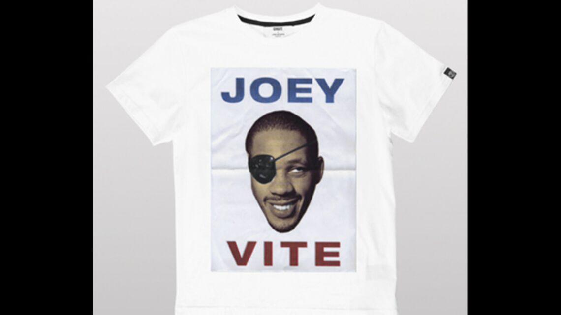 Vidéo – Découvrez la collection de t-shirts Qhuit à l'effigie de JoeyStarr