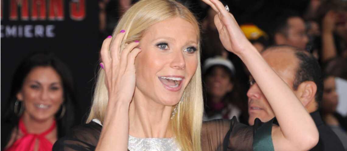 Gwyneth Paltrow, la diète, c'est l'hallu!