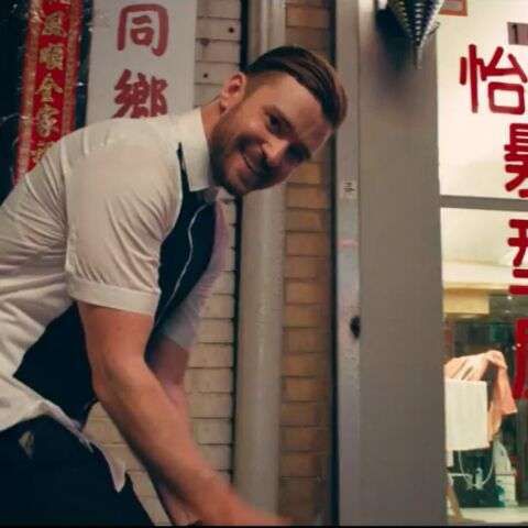 Regardez: Justin Timberlake complètement paumé à New York