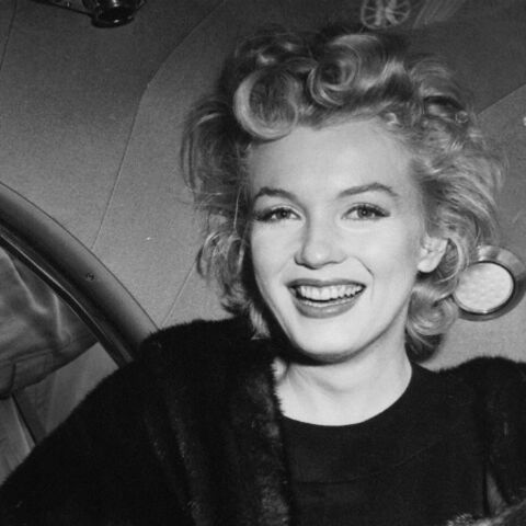 Des photos inédites de Marilyn Monroe en Corée