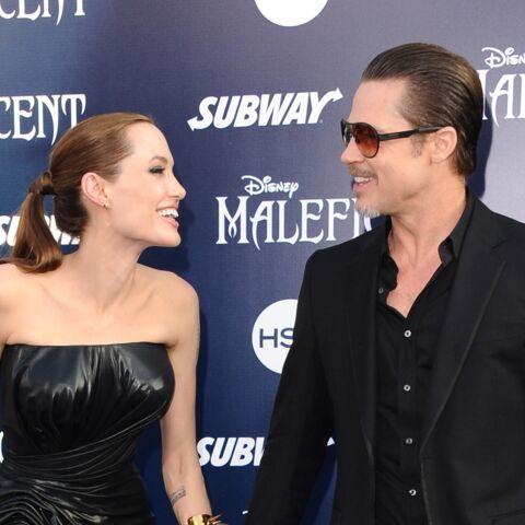 Angelina Jolie: «Cher Brad, je t'écris…»