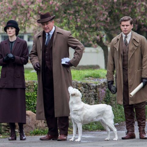 """Downton Abbey""  pose ses valises à Poudlard"