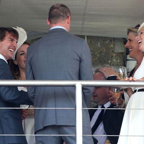 Zara Phillips sous le charme de Tom Cruise