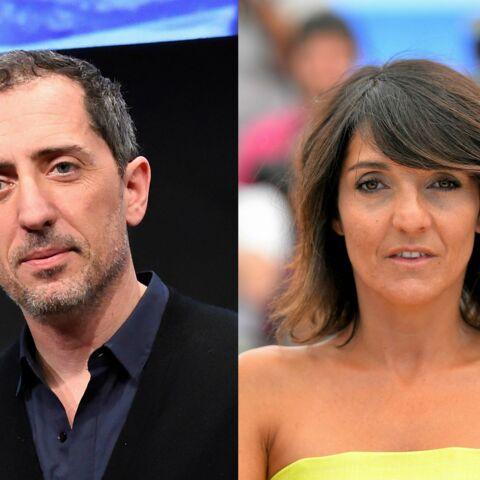 Gad Elmaleh et Florence Foresti: non au remplacement des Guignols