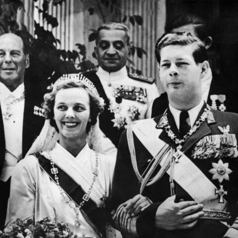 Décès de la reine Anne de Roumanie