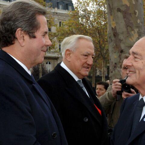 """Jean-Louis Debré: """"J'accompagnerai Jacques Chirac jusqu'au bout"""""""