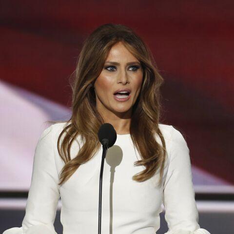 Melania Trump: fashion faux-pas à l'église pour la future First lady