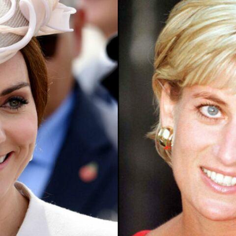 Kate Middleton n'est pas Diana, le biographe de Lady Di met les points sur les i