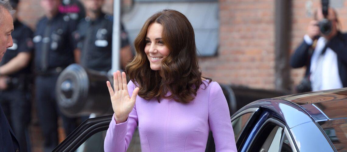 Kate Middleton: découvrez le secret de son brushing parfait et facile à adopter