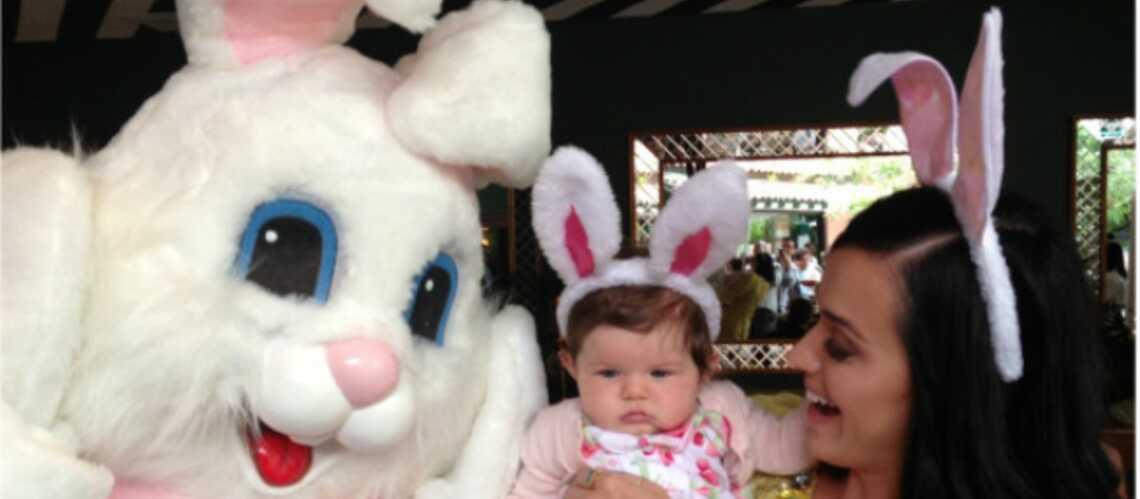 Photos- Katy Perry, Mariah Carey… les stars fêtent Pâques