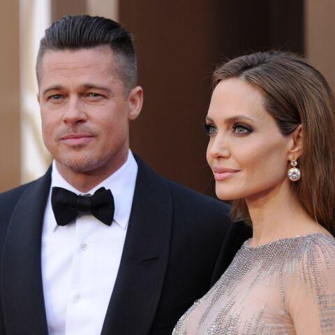 Des tatouages de mariage pour Brad Pitt et Angelina Jolie