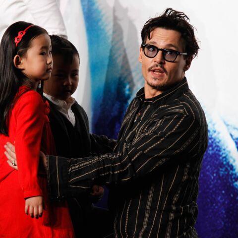 Johnny Depp confirme ses fiançailles avec Amber Heard