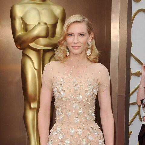 Cate Blanchett, une maman comblée