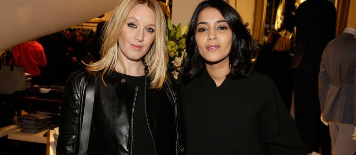 Gala By Night: Leila Bekhti et Ludivine Sagnier complices chez Tommy Hilfiger
