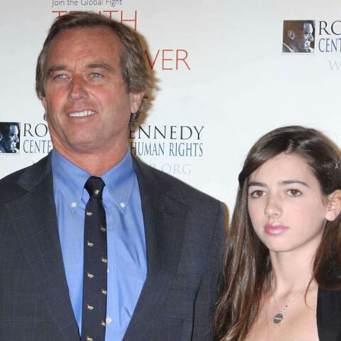 Robert Kennedy Jr et sa fille au Bal des débutantes de Paris