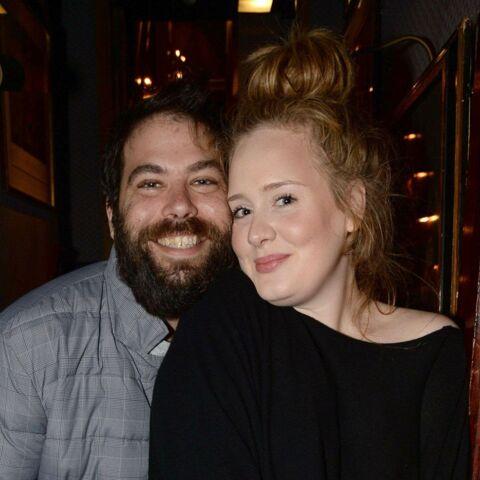 Dur, dur d'être le mec d'Adele