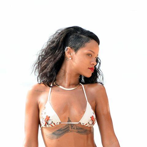 Rihanna, la bimbo qui cache bien son jeu