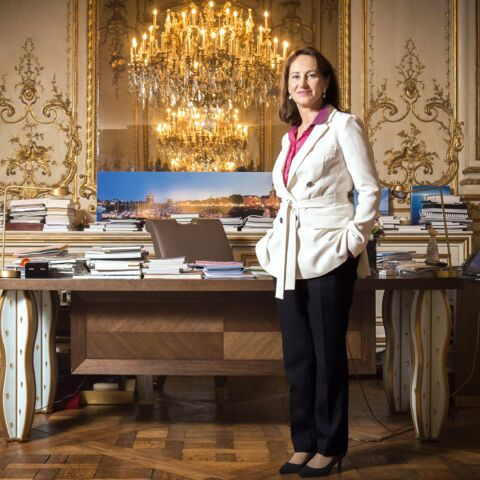 Exclu – Ségolène Royal raconte sa vie en vert