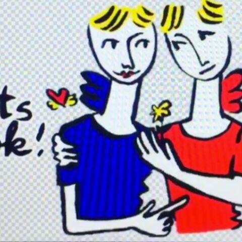 Yves Saint Laurent Beauty, Jean Charles de Castelbajc et Comme des garçons se mettent aux émoji