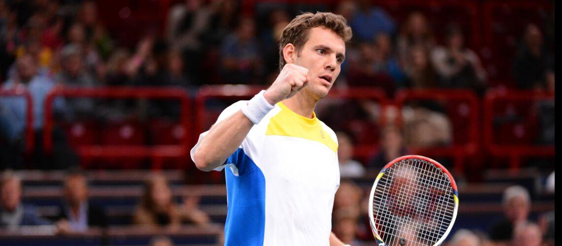 PHOTO – Le tennisman Paul-Henri Mathieu bientôt papa pour la deuxième fois