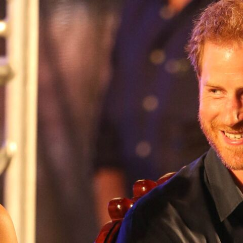 PHOTOS- Un prince Harry dissipé au côté de Rihanna