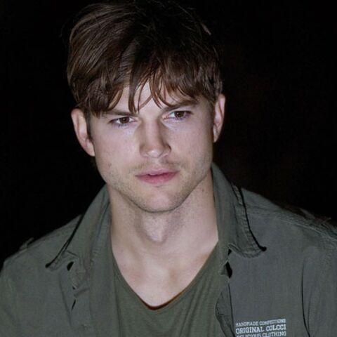 Ashton Kutcher, touriste de l'espace