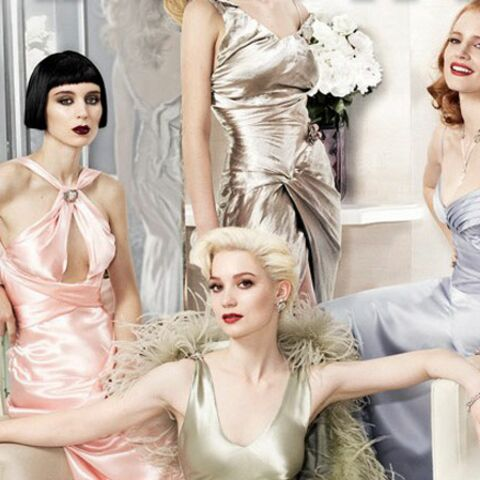 Rooney Mara, Mia Wasikowska, Jessica Chastain: divas pour Vanity Fair