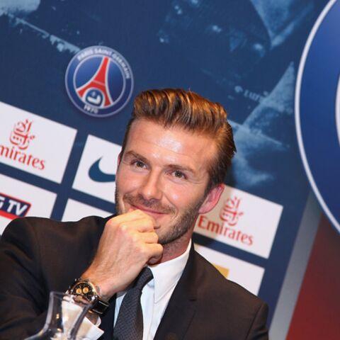 David Beckham: footballeur le mieux payé au monde