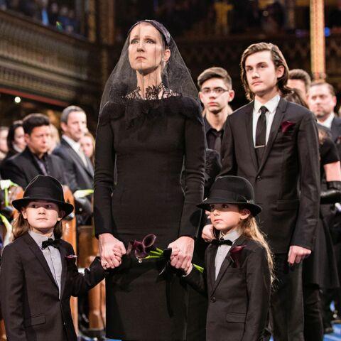 Céline Dion: ses fils, ses anges gardiens