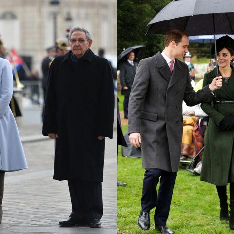 Ségolène Royal: chic comme princesse Kate