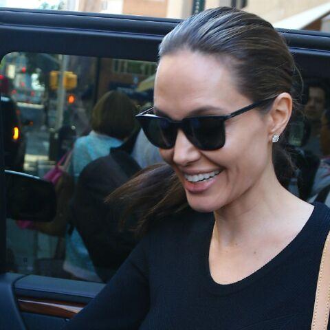 Angelina Jolie serait en couple avec un acteur très célèbre