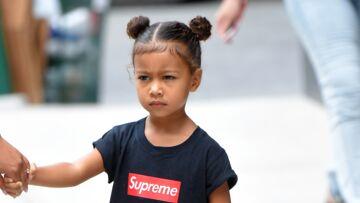 VIDÉO – North West, la fille de Kanye West et Kim Kardashian, fait ses premiers pas de mannequin