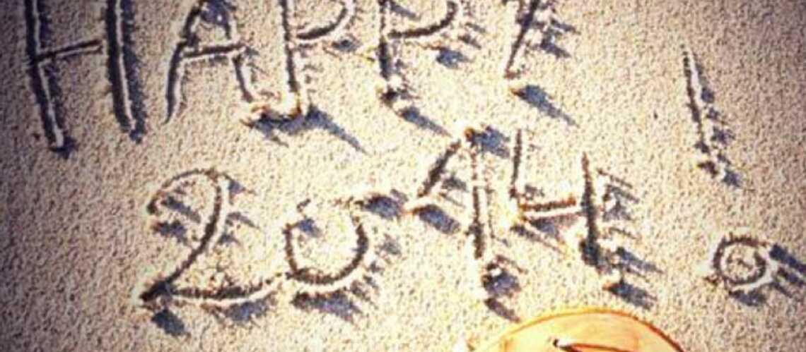Eva Longoria, Katy Perry, Johnny: les stars vous souhaitent une bonne année