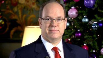 VIDEO – les vœux du prince Albert de Monaco pour 2017