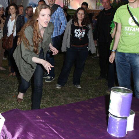 Photos- Nathalie Kosciusko-Morizet et Anne Hidalgo au rendez-vous des Solidays