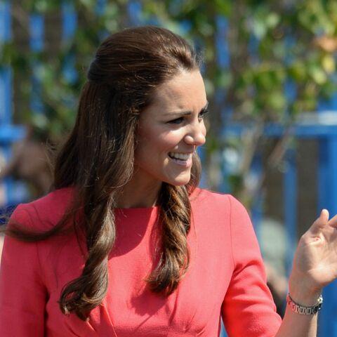 Coiffure de star – La demi ponytail de Princesse Kate